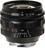 Voigtlander Nokton 50mm f/1.1 Lens