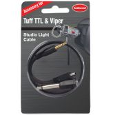 HAHNEL STUDYO LIGHT CABLE TUFF TTL&VIPER;